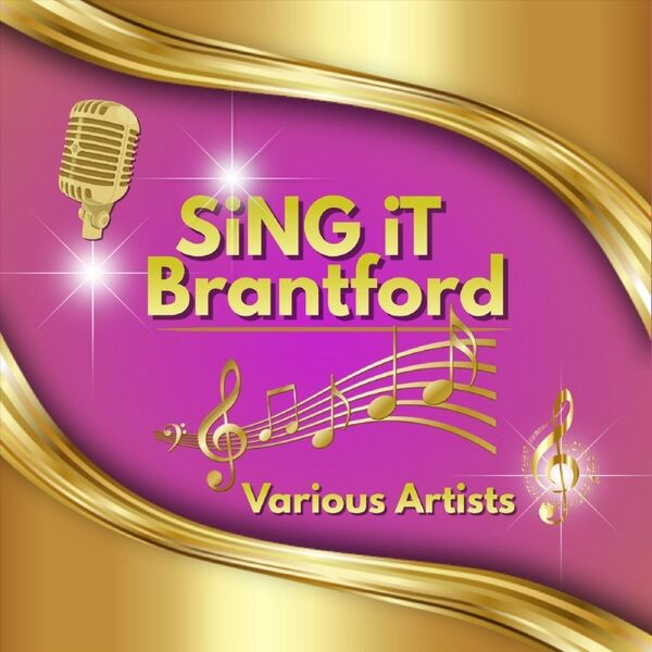 Cover art for Sing It Brantford