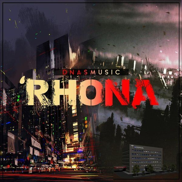 Cover art for 'Rhona
