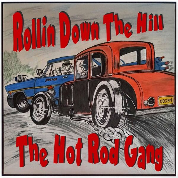 Cover art for Rollin' Down the Hill