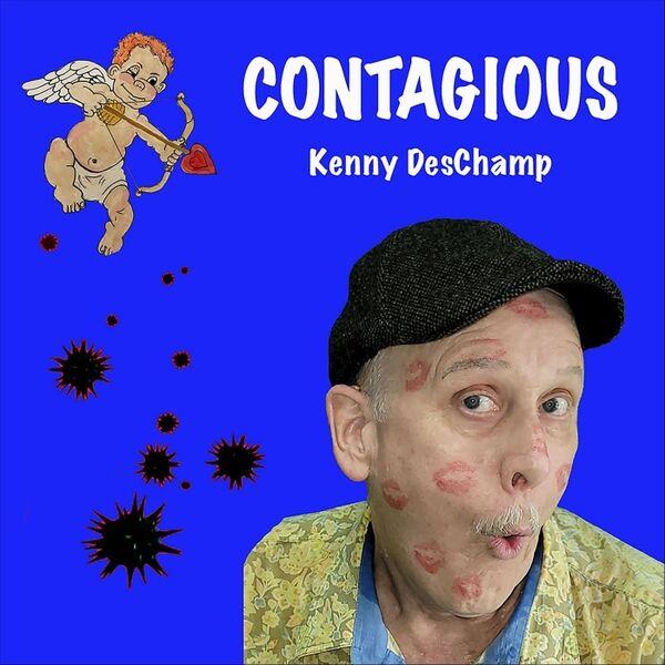 Cover art for Contagious