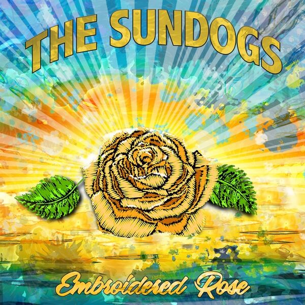 Cover art for Embroidered Rose