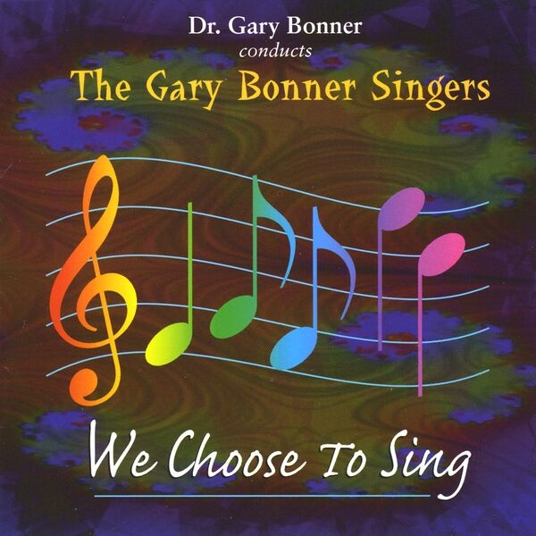 Cover art for We Choose To Sing