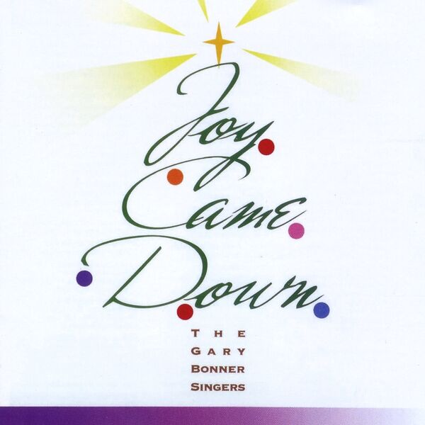 Cover art for Joy Came Down!