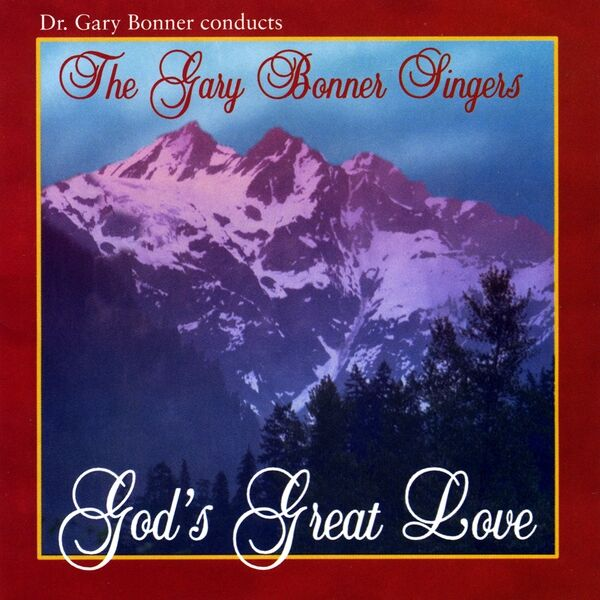 Cover art for God's Great Love