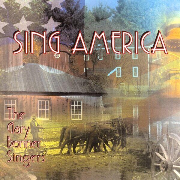 Cover art for Sing America