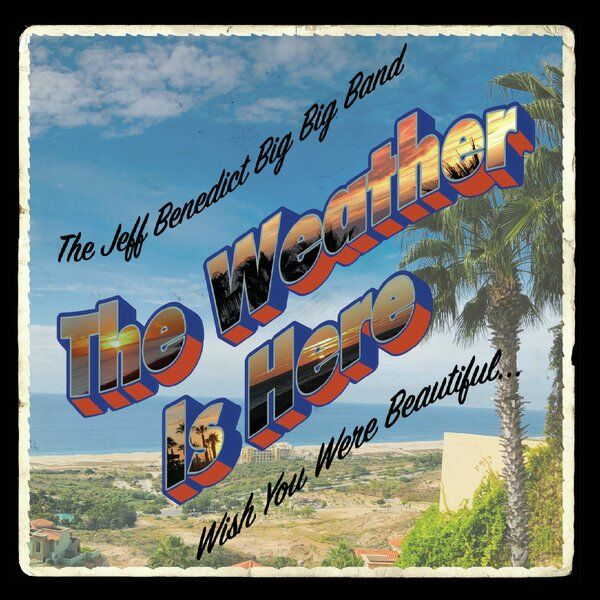 Cover art for The Weather Is Here, Wish You Were Beautiful