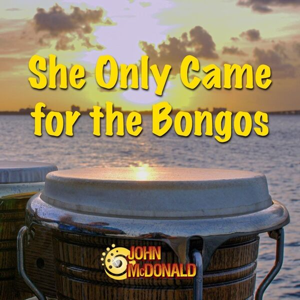 Cover art for She Only Came for the Bongos