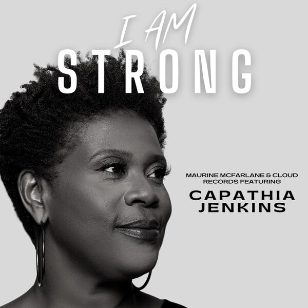 Cover art for I Am Strong
