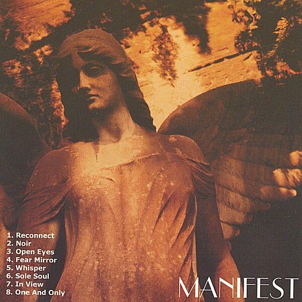 Cover art for Manifest