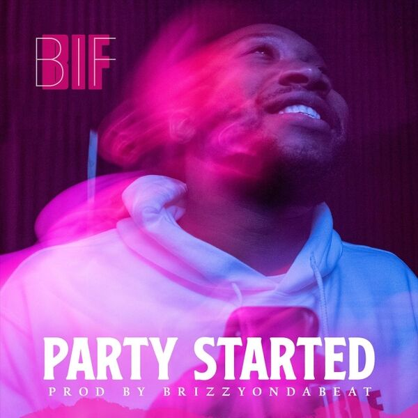 Cover art for Party Started