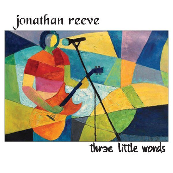 Cover art for Three Little Words