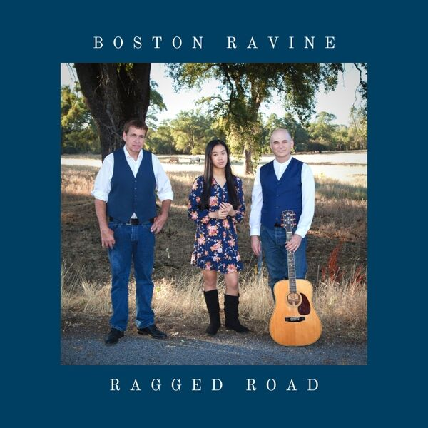 Cover art for Ragged Road