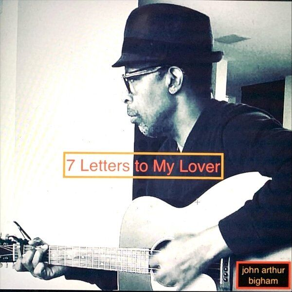 Cover art for 7 Letters to My Lover