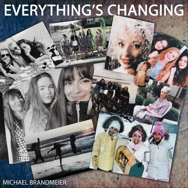 Cover art for Everything's Changing