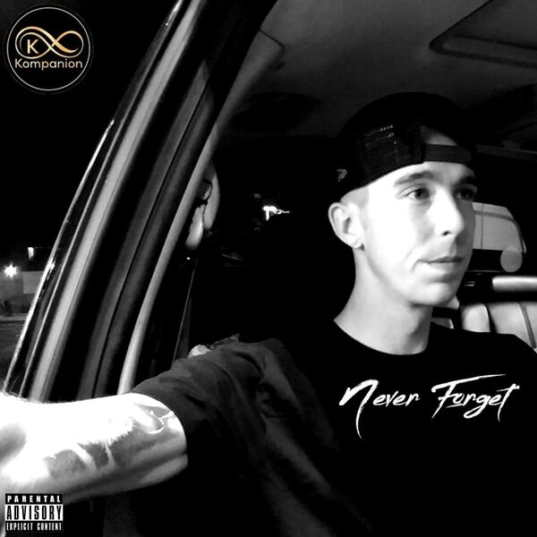 Cover art for Never Forget