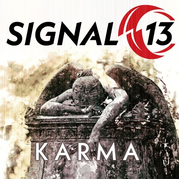 Cover art for Karma