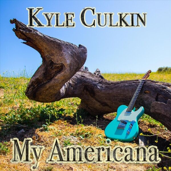 Cover art for My Americana