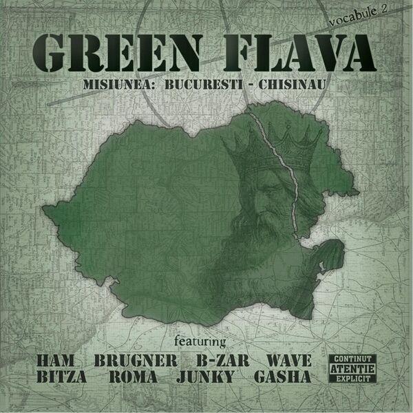 Cover art for Green Flava, Misiunea: Bucuresti-Chisinau, Vocabule 2