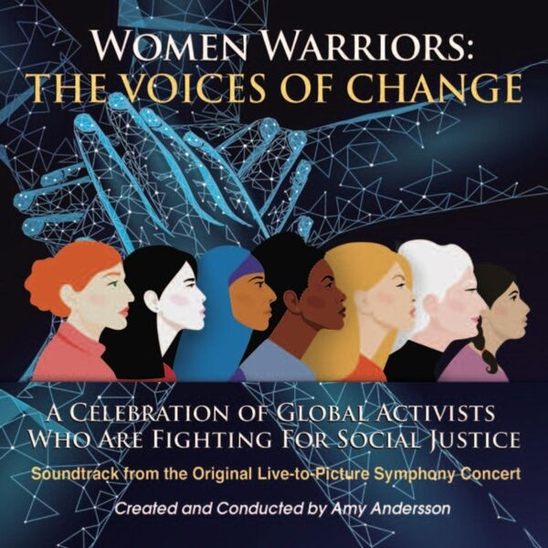Cover art for Women Warriors: The Voices of Change