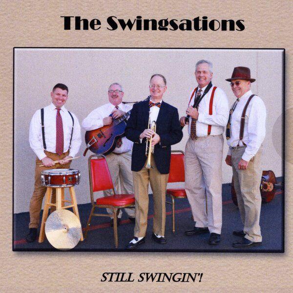 Cover art for Still Swingin'!