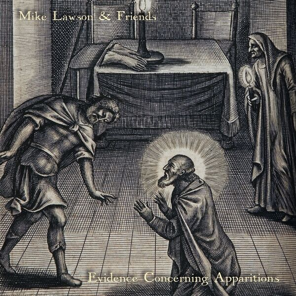 Cover art for Evidence Concerning Apparitions