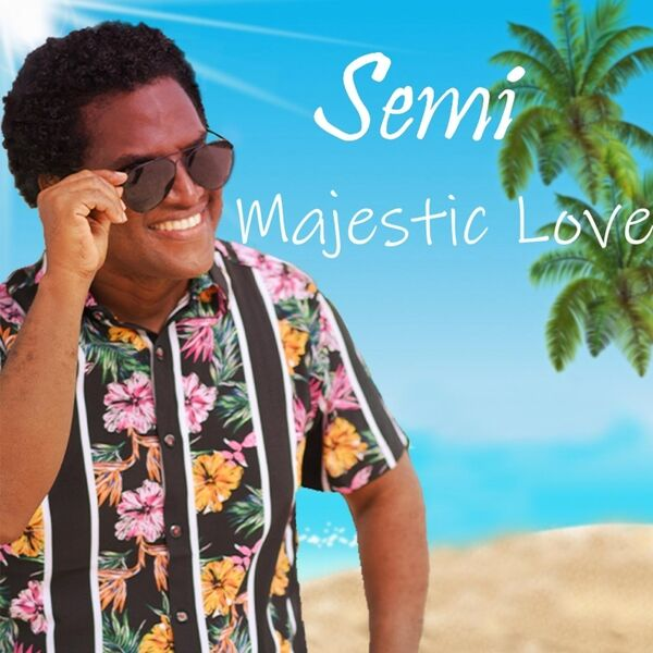 Cover art for Majestic Love