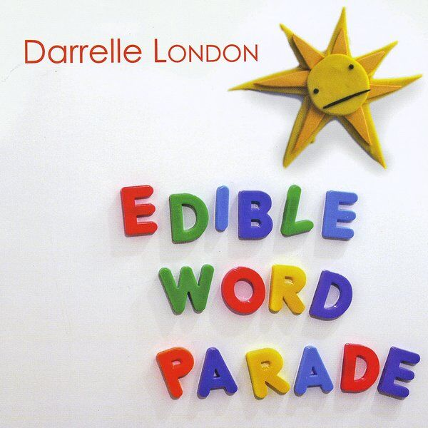 Cover art for Edible Word Parade