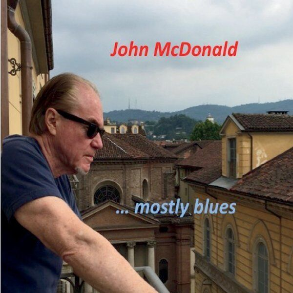 Cover art for Mostly Blues