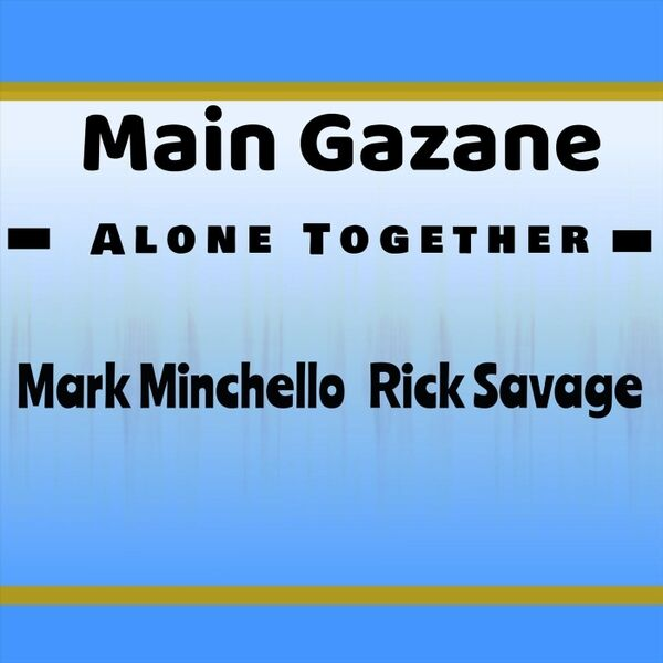 Cover art for Alone Together