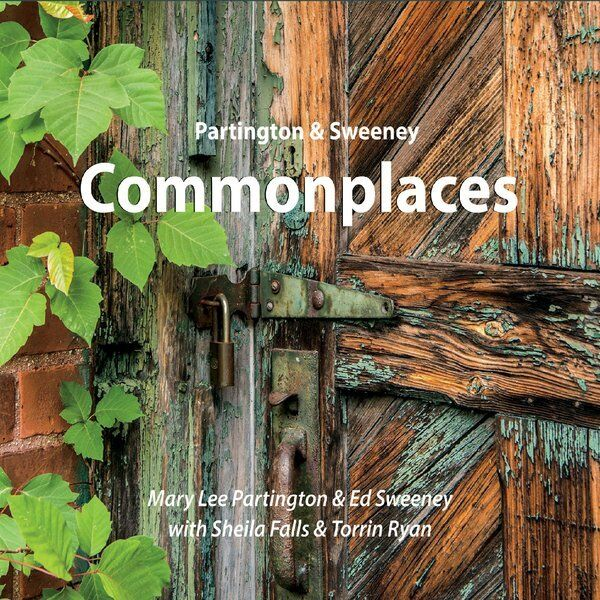 Cover art for Commonplaces