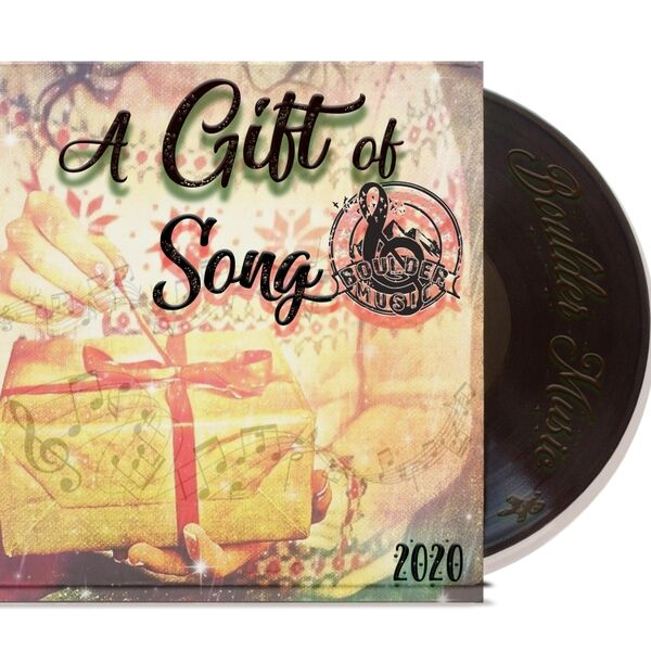 Cover art for A Gift of Song