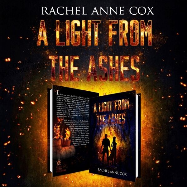 Cover art for A Light from the Ashes Soundtrack