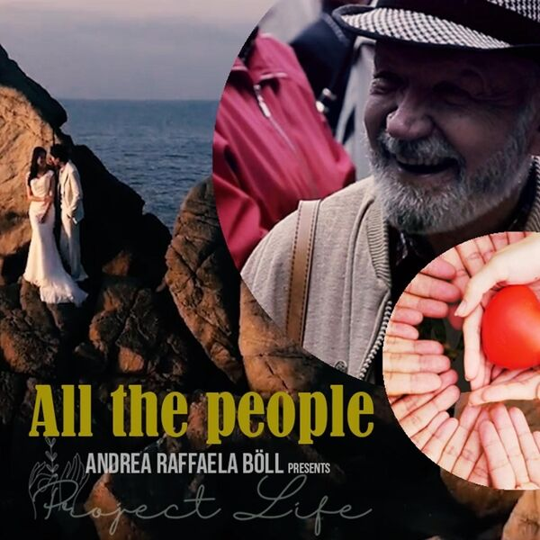 Cover art for All the People