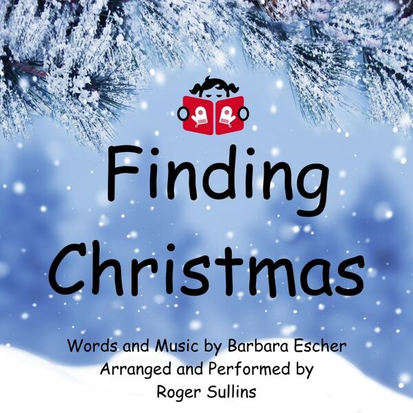 Cover art for Finding Christmas
