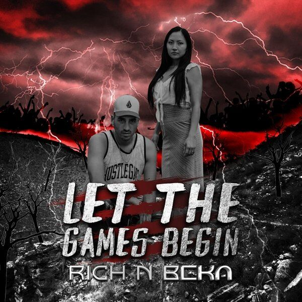 Cover art for Let the Games Begin
