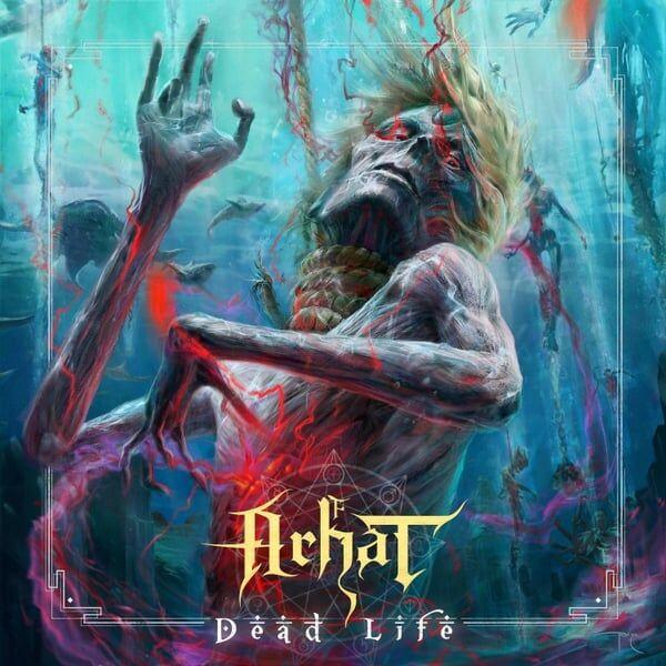 Cover art for Dead Life