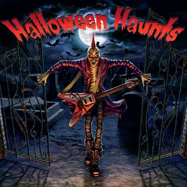 Cover art for Halloween Haunts: Revisited