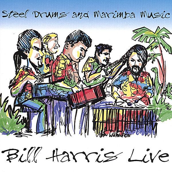 Cover art for Bill Harris Live