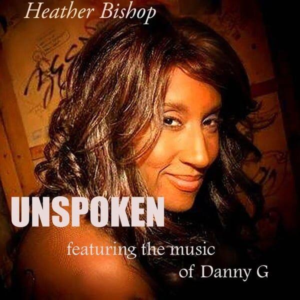 Cover art for Unspoken