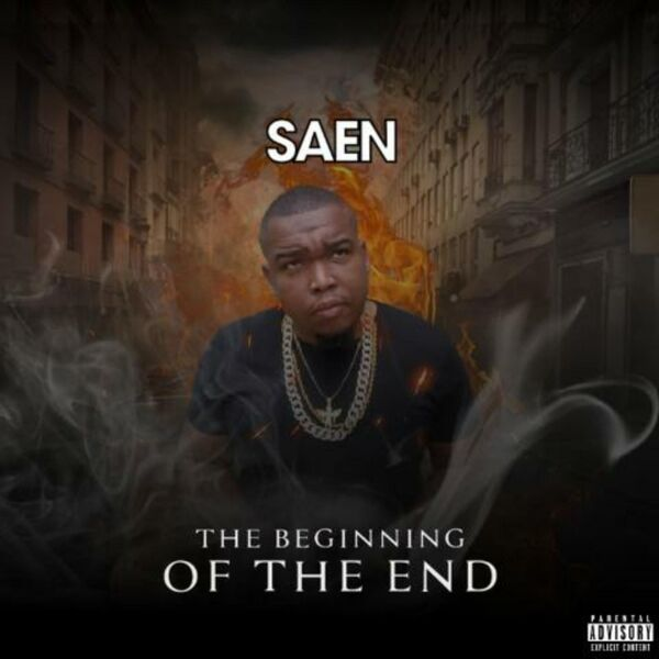 Cover art for The Beginning of the End