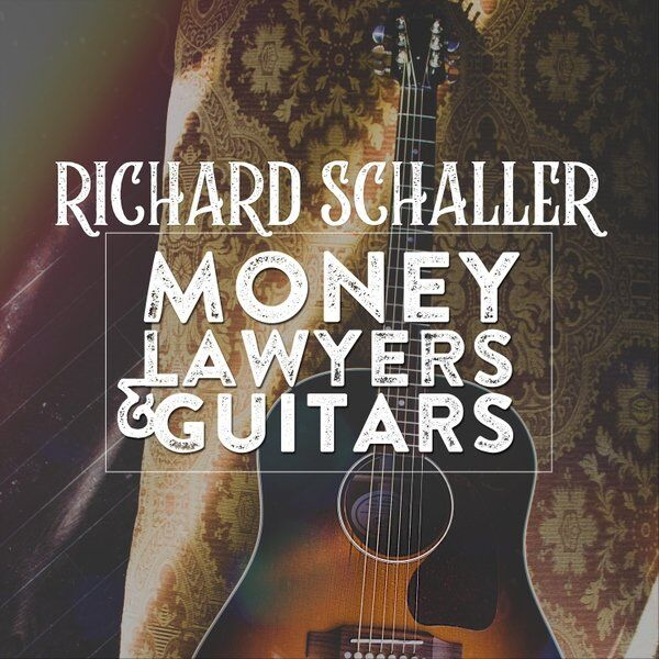 Cover art for Money, Lawyers and Guitars