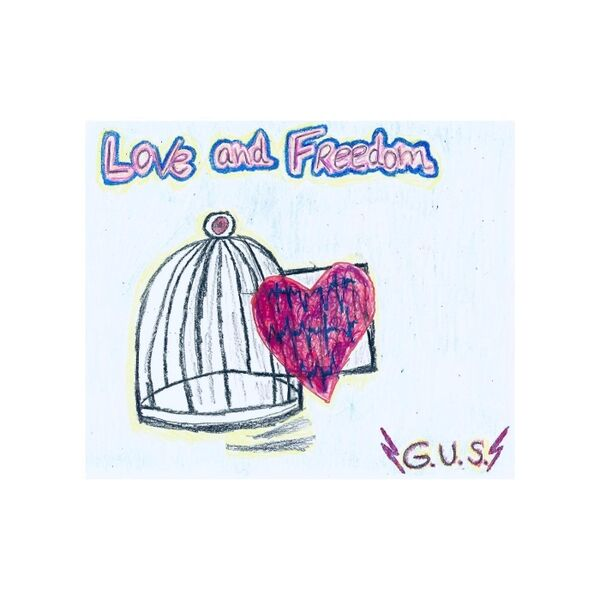 Cover art for Love and Freedom