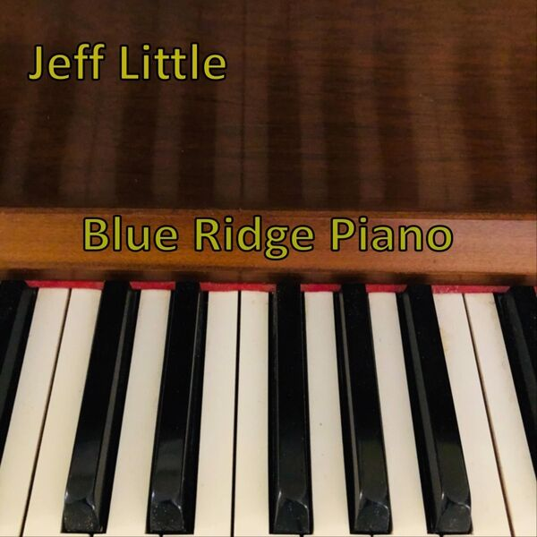 Cover art for Blue Ridge Piano
