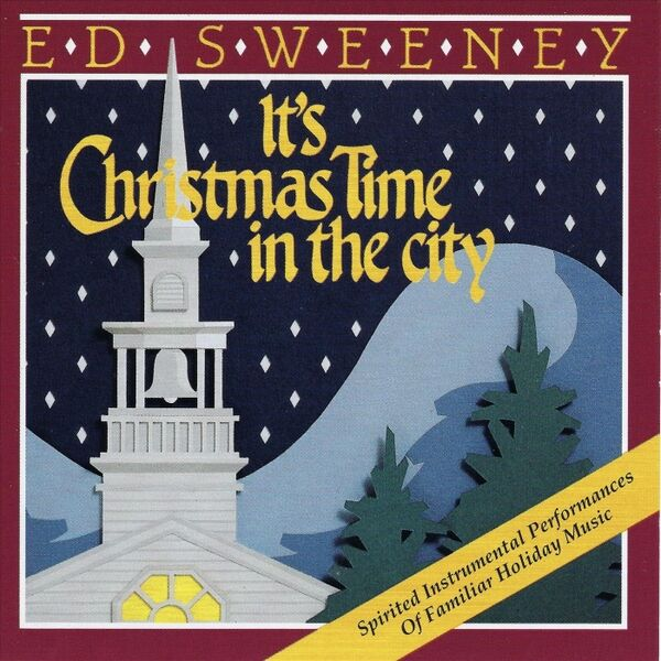 Cover art for It's Christmas Time in the City