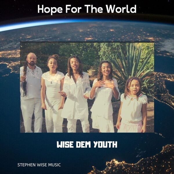 Cover art for Hope for the World