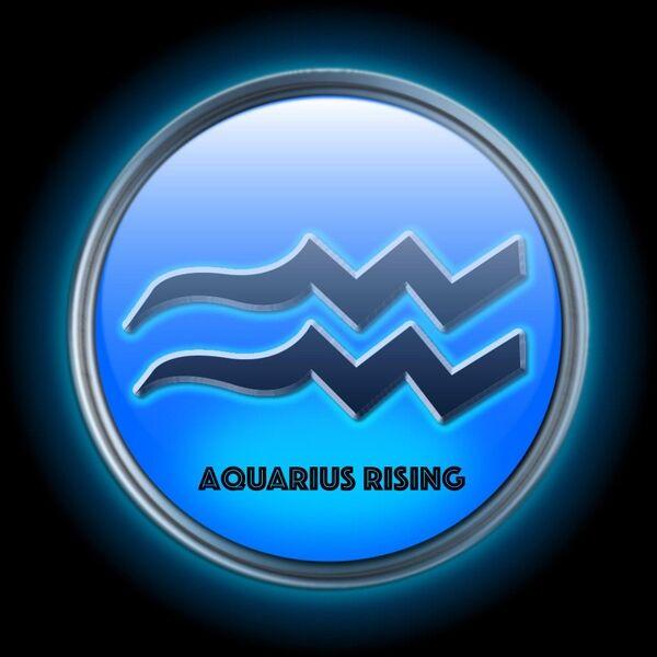 Cover art for Aquarius Rising