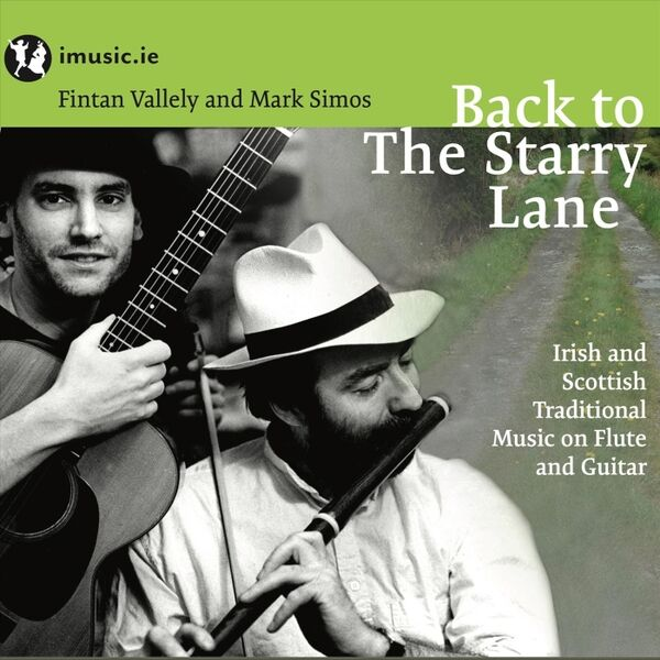Cover art for Back to the Starry Lane