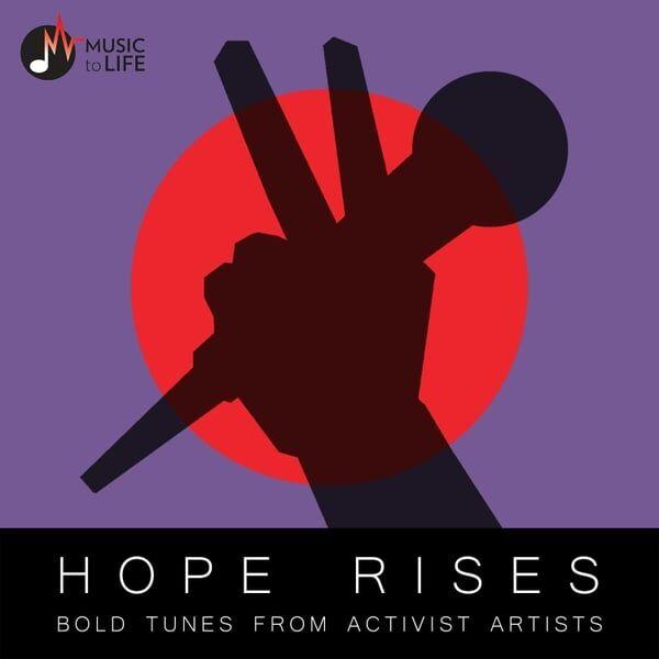 Cover art for Hope Rises