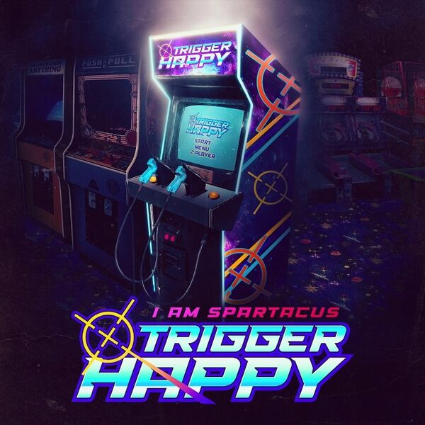 Cover art for Trigger Happy