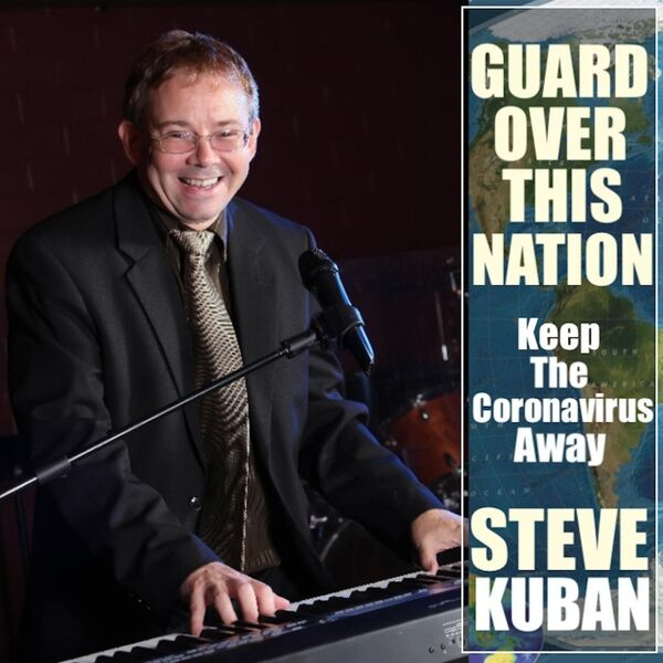 Cover art for Guard over This Nation (Keep the Coronavirus Away)